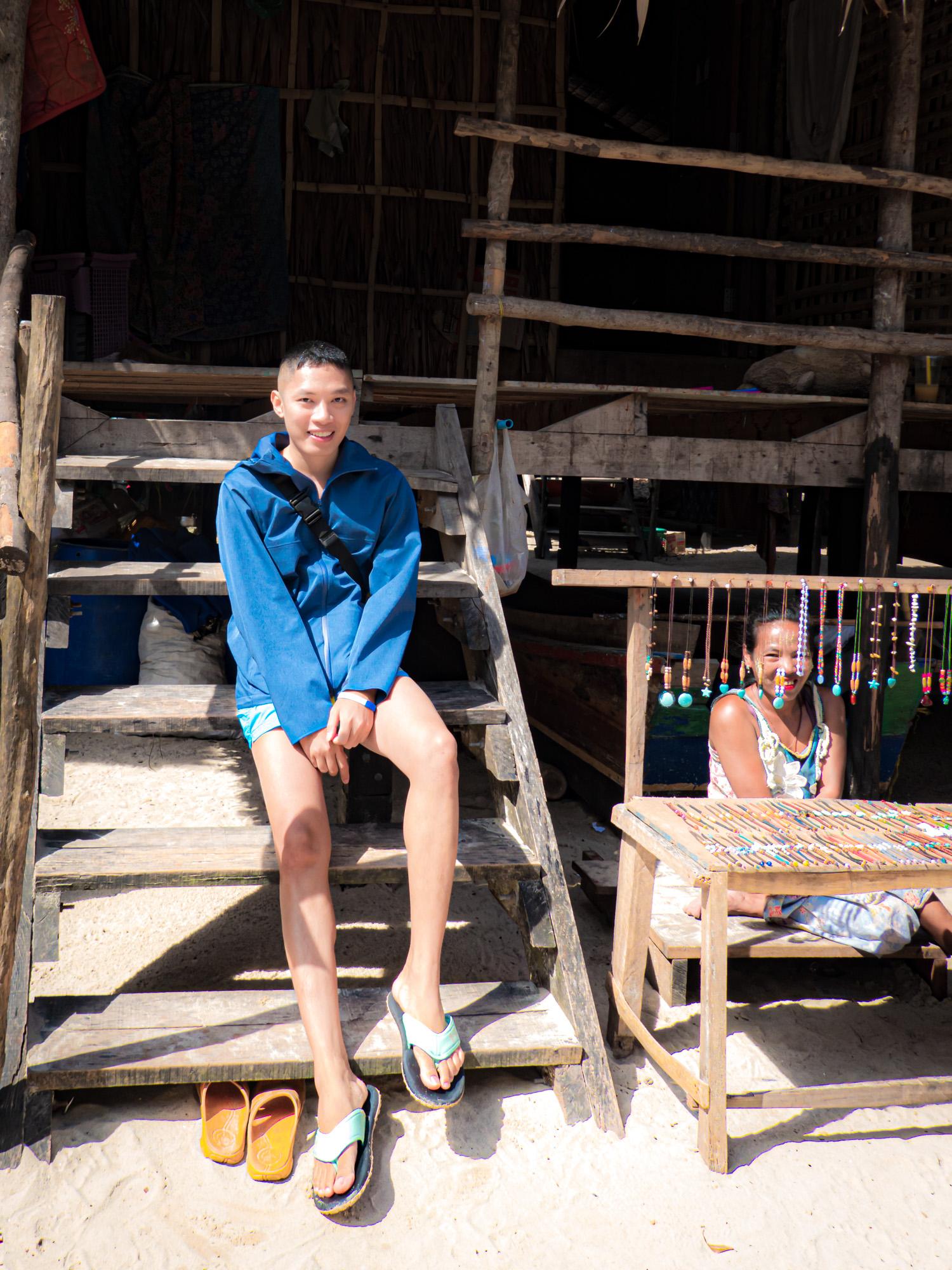 อุทยานแห่งชาติหมู่เกาะสุรินทร์   Mu Ko Surin National Park