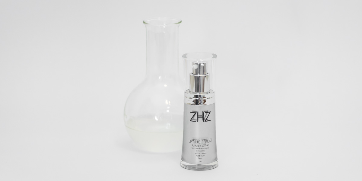 เซรั่มหน้าเรียว ZHZ lifting serum