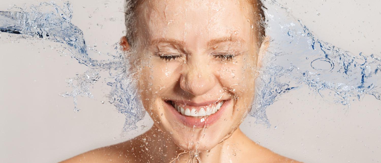 น้ำเกลือ รักษาสิวได้จริงไหม ?